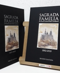 Sagrada Família. De Templo expiatorio a Catedral 1882-2010. Edición Limitada - Varios