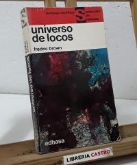Universo de locos - Frederic Brown