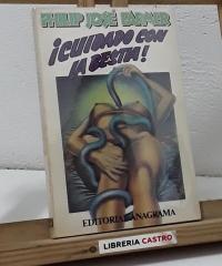 ¡Cuidado con la bestia!. Un exorcismo: Ritual dos - Philip José Farmer