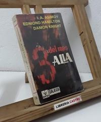 3 Del más allá - Isaac Asimov, Edmond Hamilton y Damon Knight