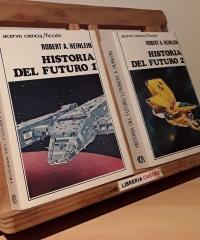 Historia del futuro (II tomos) - Robert A. Heinlein