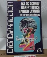 El cinturón de Venus - Isaac Asimov, Robert Bloch y Harold Lawlor