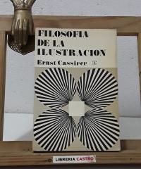 Filosofía de la Ilustración (Numerado) - Ernst Cassirer