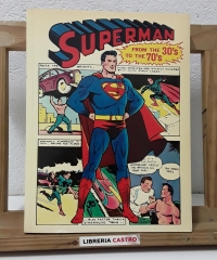Superman. From the 30's to the 70's - Varios