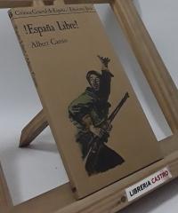 !España Libre! - Albert Camus