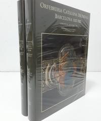 Orfebrería Catalana Medieval: Barcelona 1300-1500 (II volums) - Nuria de Dalmases