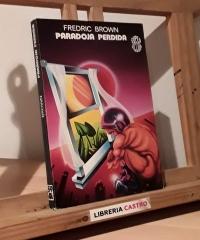 Paradoja perdida - Frederic Brown