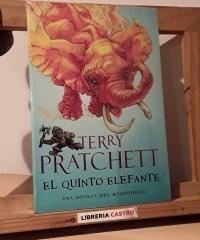 El quinto elefante. Una novela del Mundodisco - Terry Pratchett