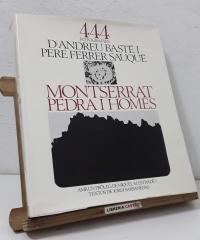 Montserrat. Pedra i homes - Jordi Sarsanedas