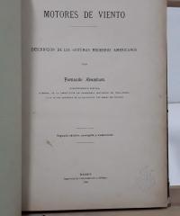 Motores de viento - Fernando Aramburu
