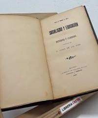 Socialismo y educación. Estudios y cuadros - Edmundo de Amicis