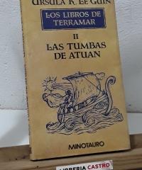 Los Libros de Terramar. II Las Tumbas de Atuán - Ursula K. Le Guin
