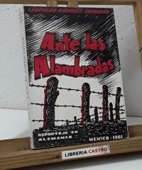 Ante las Alambradas. Reportaje en Alemania - Leopoldo Ramírez Cárdenas