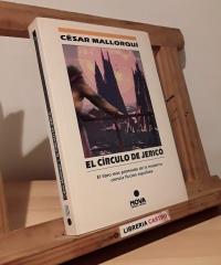 El círculo de Jericó (Dedicado por el autor) - César Mallorquí