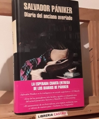 Diario del anciano averiado - Salvador Pániker