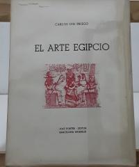 El arte egipcio - Carlos Cid Priego