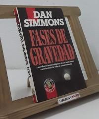 Fases de gravedad - Dan Simmons