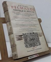 Vinvesae I.C. Hispani - Antonii Pichardi
