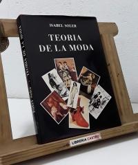 Teoria de la moda - Isabel Soler i Litran