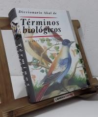 Términos biológicos - Eleanor Lawrence