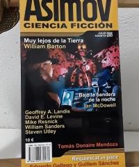 Edición española Asimov Ciencia Ficción nº19 Julio-Agosto 2005 - Varios