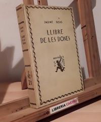 Llibre de les dones, o spill - Jaume Roig