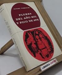 Flores del año mil y pico de ave - Álvaro Cunqueiro