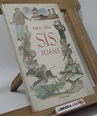 Sis Joans - Carles Riba