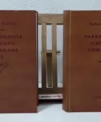 Paremiologia catalana comparada. Volums I Lletra A i II Lletres B - CEC - Sebastià Farnés