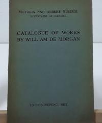 Catalogue of works by William de Morgan - Varios