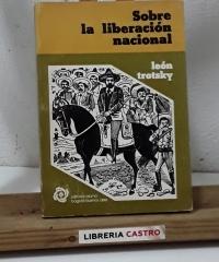Sobre la liberación nacional - León Trotsky