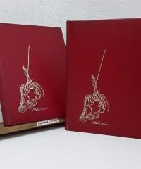 Don Quijote de la Mancha. Ilustrado por Dalí (II Tomos) - Miguel de Cervantes Saavedra