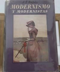 Modernismo y modernistas - J. F. Ràfols