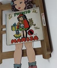 El premio de Marisa. Libro muñeco - Leonor del Corral