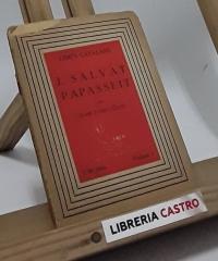 J. Salvat Papasseit - Josep Janés i Olivé