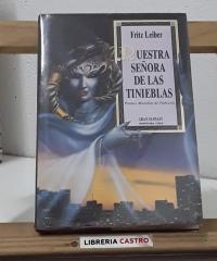 Nuestra señora de las tinieblas - Fritz Leiber