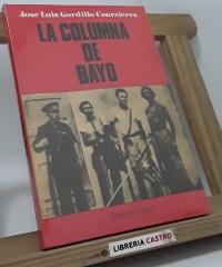 La columna de Bayo - José Luis Gordillo Courcières