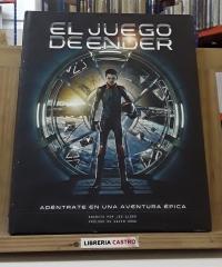 El juego de Ender. Adéntrate en una aventura épica - Jed Alger