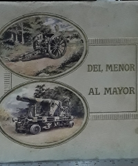 Del Menor al Mayor. El Bandaje Bergougnan en la Gran Guerra - Varios