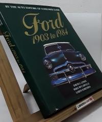 Ford 1903 to 1984 - David L. Lewis, Mike McCarville y Lorin Sorensen