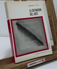La definición del arte - Umberto Eco