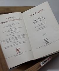 Novelas Escogidas (edición numerada) - Max Aub