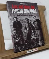 Los mil días del Tercio de Navarra - Emilio Herrera Alonso