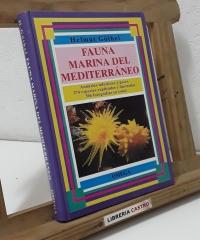 Fauna marina del Mediterráneo - Helmut Göthel