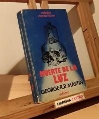 Muerte de la luz - R. R. Martin