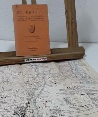 Guía Cartográfica. El Farell. Montbuí, Montmajor, Puig de la Creu, Sentmenat, Sabadell, Granollers. - Salvador Llobet y Xavier Coll