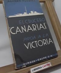 El crucero Canarias proa a la victoria - Alvaro Fuentes