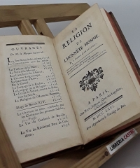 La religion de l´honnête homme - Marquis Caraccioli