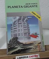 Planeta Gigante - Jack Vance