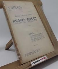 Les obres del valeros cavaller y elegantissim poeta - Ausias March